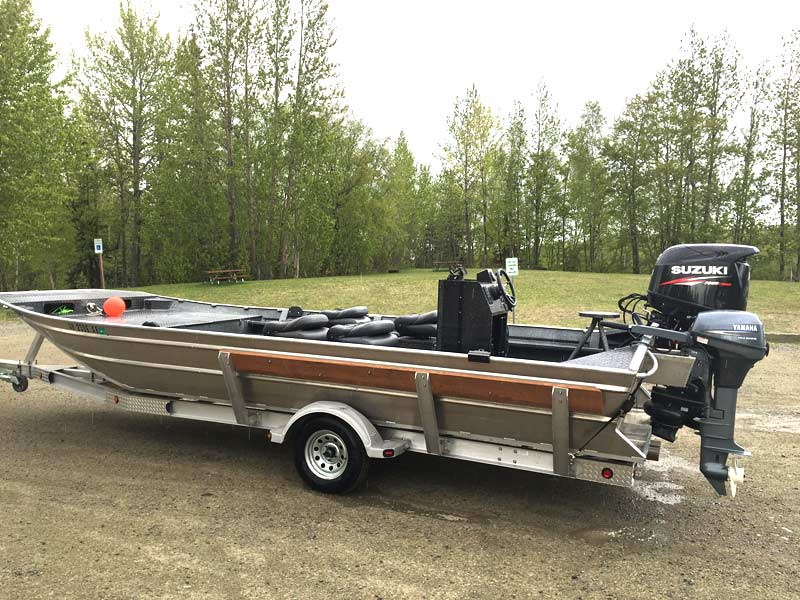 Custom-Welded-River-Boats-Alaska