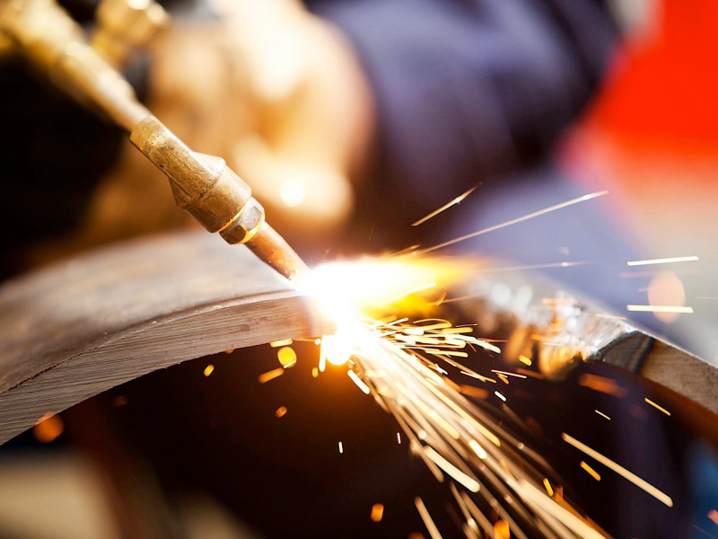 Custom Welding and Fabrication in Alaska
