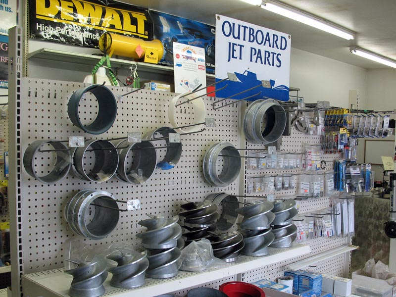 Greatland welding and machine inc local welding shop for Outboard motor machine shop