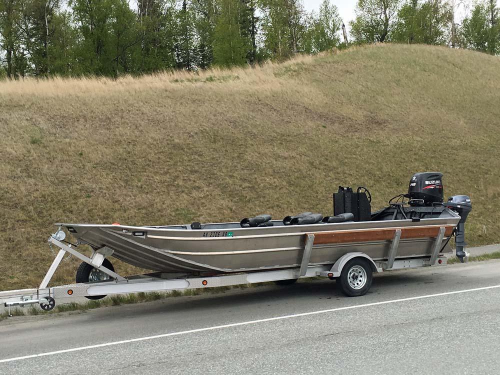 Alaska Boat Builders, Custom Welded River Boats, Greatland Boats