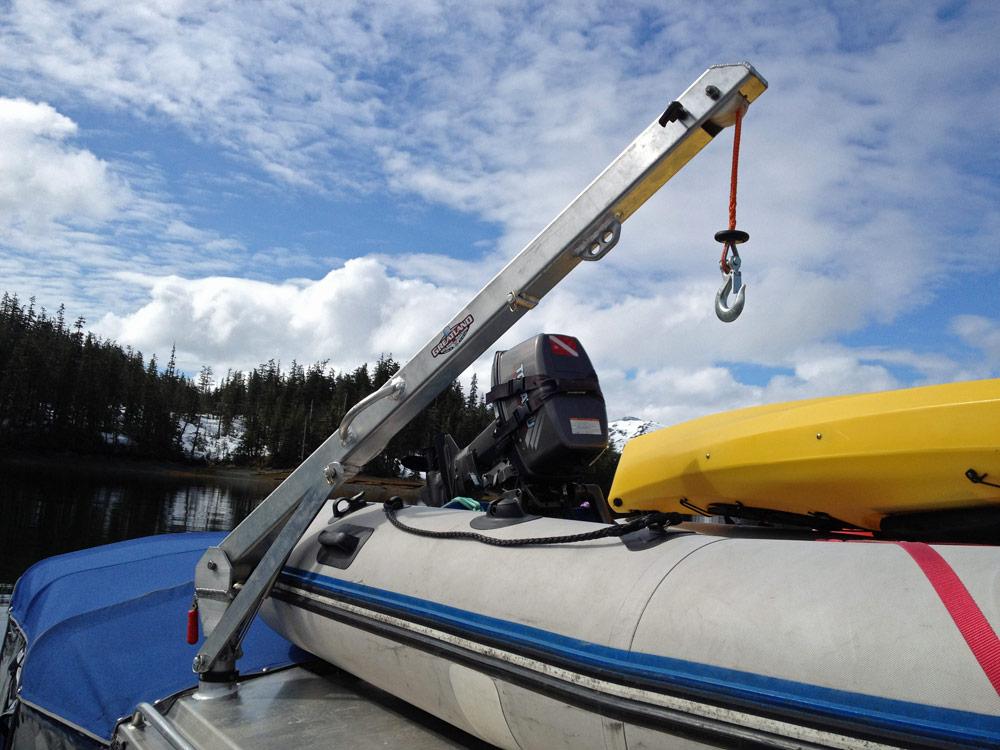 Boat Fabrication, Custom Boat Modification, Welding Fabrication Alaska