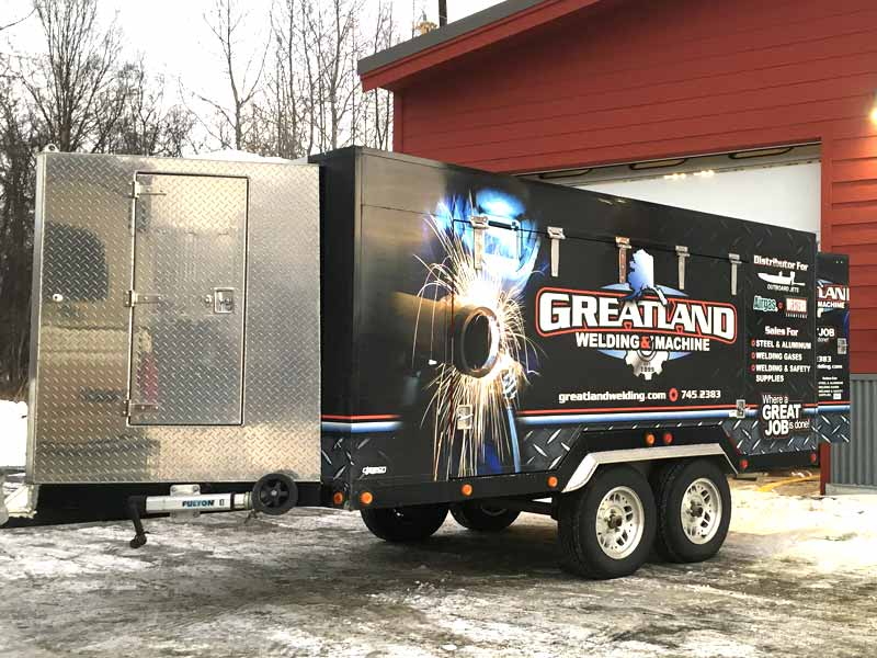 Mobile Welding & Fabrication Service for Alaska
