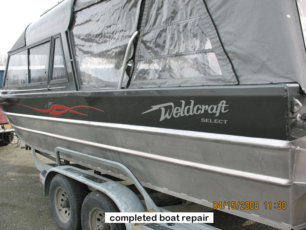 Weldcraft Boat Repair 1 1