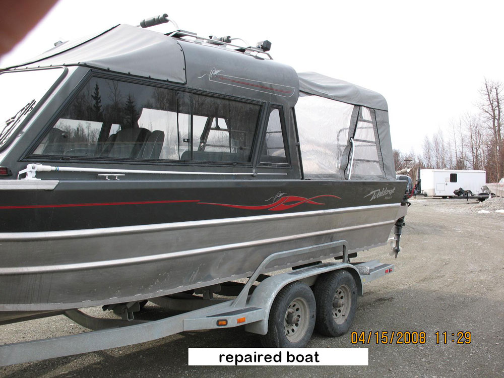 Weldcraft Boat Repair 1 2
