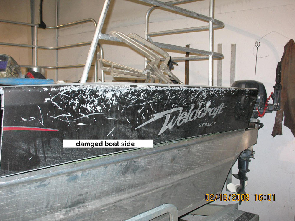 Weldcraft Boat Repair